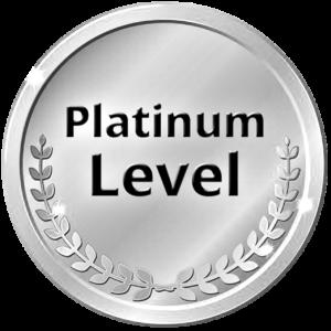 Golf Platinum Sponsorship